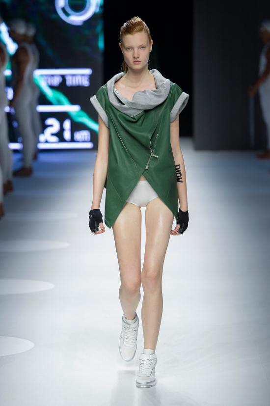 Dirk Bikkembergs Sport Couture Summer 2015_18