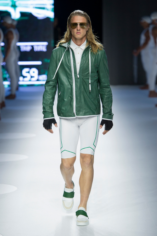 Dirk Bikkembergs Sport Couture Summer 2015_19