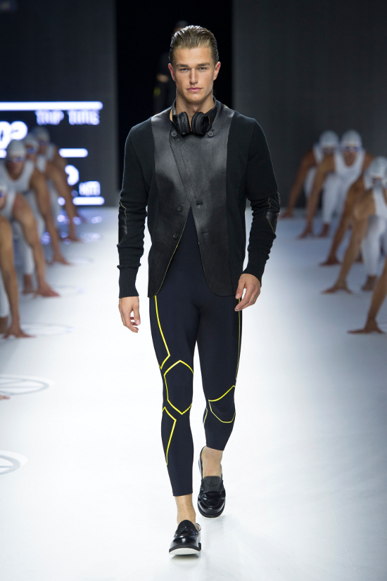 Dirk Bikkembergs Sport Couture Summer 2015_30