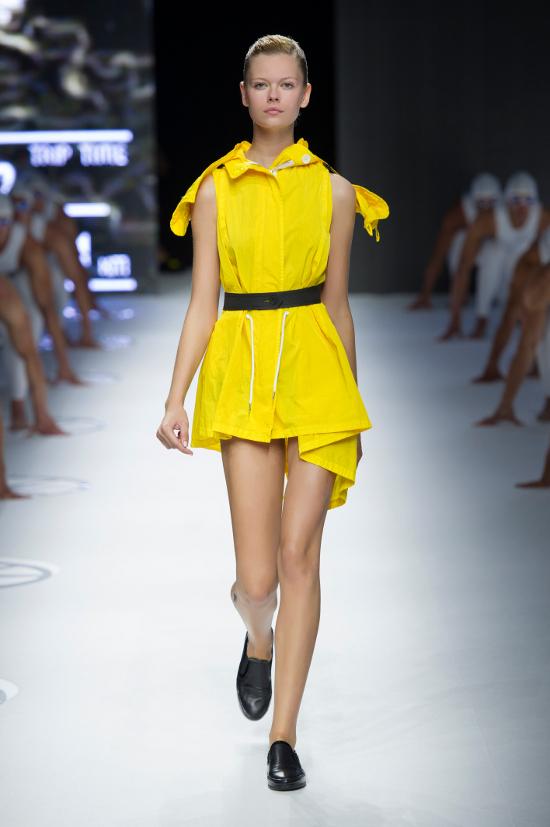 Dirk Bikkembergs Sport Couture Summer 2015_32
