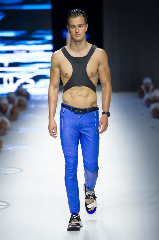 Dirk Bikkembergs Sport Couture Summer 2015_5